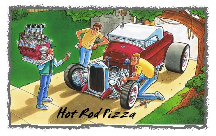 hotrod pizza